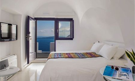 Quarto Duplo - Chromata Hotel - Adults Only +13 - Santorini