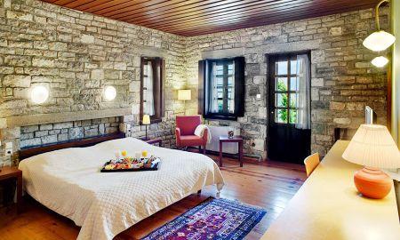 Quarto Duplo - Aristi Mountain Resort And Villas - Epirus