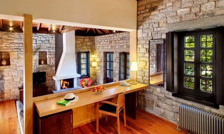 Suite - Aristi Mountain Resort And Villas - Epirus
