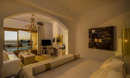 Suite Deluxe - Gold Suites - Santorini