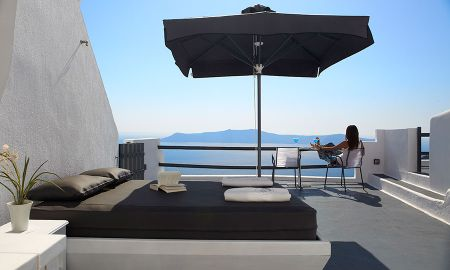 Junior Suite - Sun Rocks Hotel - Santorini