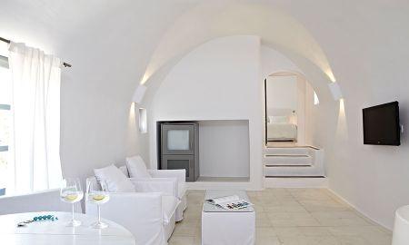 Suite Luna de Miel - Sun Rocks Hotel - Santorini