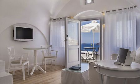 Superior Suite - Vista Caldera - The Katikies Hotel - Santorini