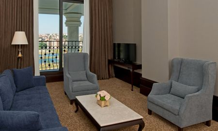 Deluxe Twin Suite - Isfanbul Holiday Home & Suites - Istanbul