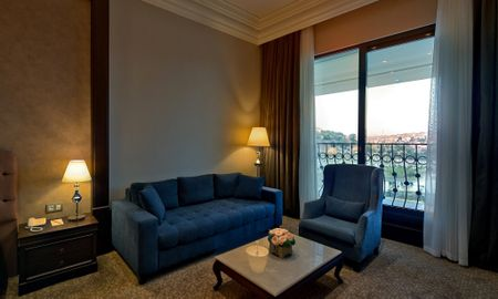 Suite Twin Deluxe - Isfanbul Holiday Home & Suites - Estambul