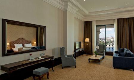 Suite King - Dos Dormitorios - Isfanbul Holiday Home & Suites - Estambul