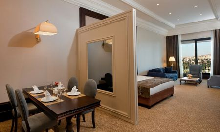 Deluxe Double Suite - Isfanbul Holiday Home & Suites - Istanbul