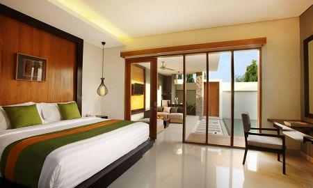 Vila Dois Quartos com piscina - Samaja Villas Kunti - Bali