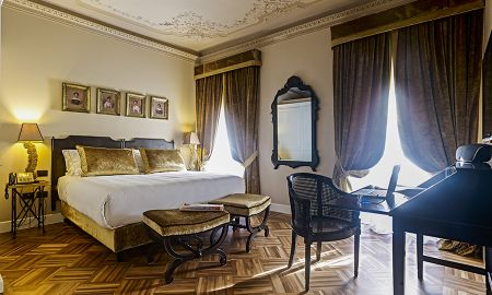 Suite Senior Deluxe - Grand Relais The Gentleman Of Verona - Verona
