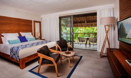 Habitación Individual Océano - Paradis Beachcomber Golf Resort & Spa - Isla De Mauricio