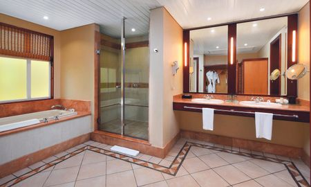 Tropische Familiensuite Zwei Schlafzimmern - Paradis Beachcomber Golf Resort & Spa - Mauritius