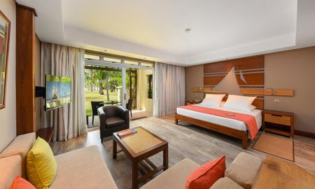 Deluxe Single Room - Shandrani Beachcomber Resort & Spa - Mauritius Island
