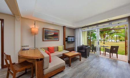 Deluxe Single Ground Floor Room - Shandrani Beachcomber Resort & Spa - Mauritius Island