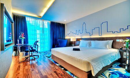 Deluxe Chill - Galleria 10 Sukhumvit Bangkok By Compass Hospitality - Bangkok