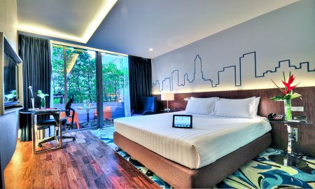 Club gSanook Deluxe - Galleria 10 Sukhumvit Bangkok By Compass Hospitality - Bangkok