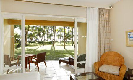 Deluxe Einzelzimmer - Erdgeschoss - Victoria Beachcomber - Mauritius