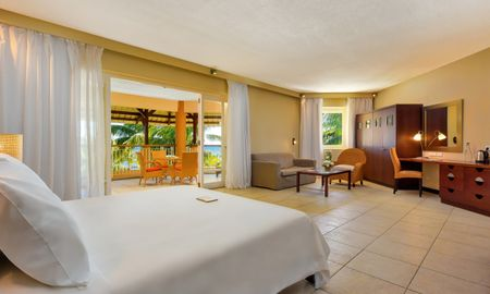 Two Bedroom Family Apartment - Victoria Beachcomber - Mauritius Island