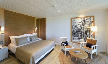 Habitación Estándar Individual Vista al Mar - Canonnier Beachcomber - Isla De Mauricio