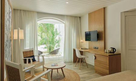 Habitación Single Estándar Vista al Jardín - Canonnier Beachcomber - Isla De Mauricio