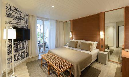 Apartment Familiar Dos Dormitorios - Canonnier Beachcomber - Isla De Mauricio