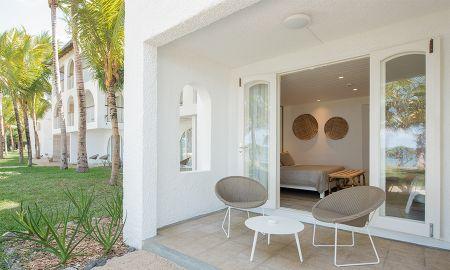 Habitación Superior Individual Vista Jardín - Canonnier Beachcomber - Isla De Mauricio