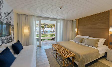 Habitación Superior Individual Vista Mar - Canonnier Beachcomber - Isla De Mauricio