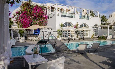 Habitación Triple Premium - Aressana Spa Hotel & Suite - Santorini