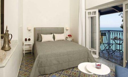 Chambre Classique - Hotel La Villa Bleue - Sidi Bou Said