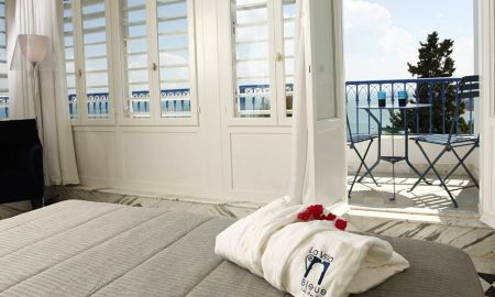 Chambre Supérieure - Hotel La Villa Bleue - Sidi Bou Said
