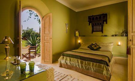 Habitación Oriental - Villa Dinari - Marrakech