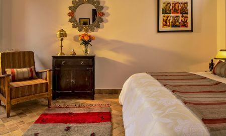 Habitación Amazigh - Villa Dinari - Marrakech