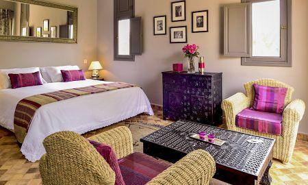 Habitación Kasbah - Villa Dinari - Marrakech
