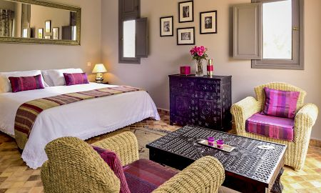 Chambre Kasbah - Villa Dinari - Marrakech