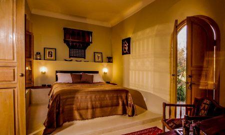 Chambre Colonial - Villa Dinari - Marrakech