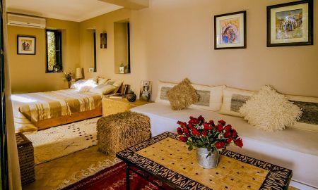 Suite Garden - Villa Dinari - Marrakech