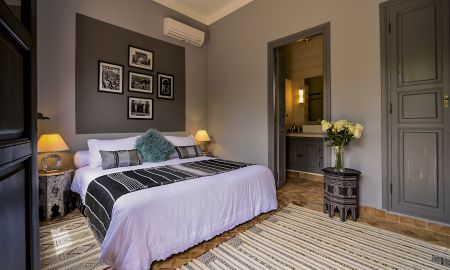 Habitación Silver - Villa Dinari - Marrakech