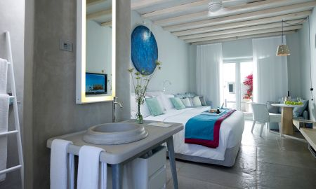 Camera Doppia - Mykonos Ammos Hotel - Mykonos