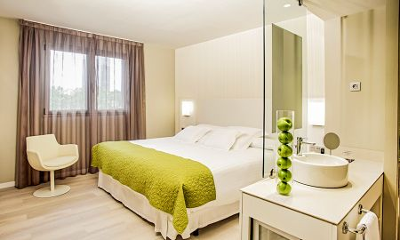 Chambre Supérieure - Usage Individuel - Barcelo Bilbao Nervion - Bilbao