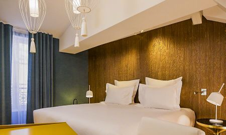 Chambre Incognito - Hotel Dupond-Smith - Paris