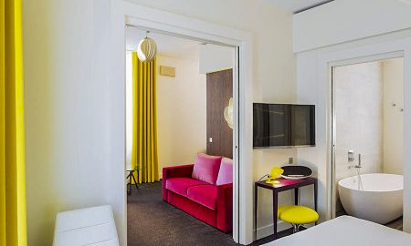 Suite Intuitu - Hotel Dupond-Smith - Parigi