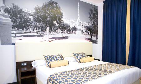 Quarto Duplo - Hotel Soho Malaga - Málaga