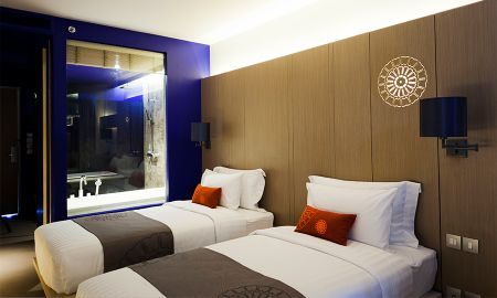 Superior Doppel-oder Twin-Zimmer - The Yama Resort & Spa, Kata Beach, Phuket - Phuket