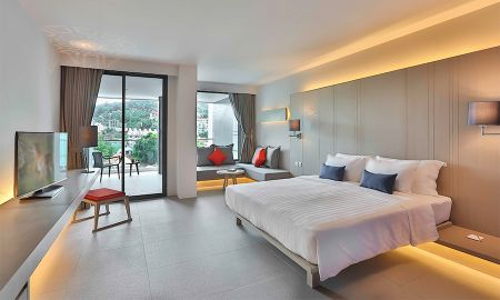 Deluxe Zimmer - Bergblick - The Yama Resort & Spa, Kata Beach, Phuket - Phuket