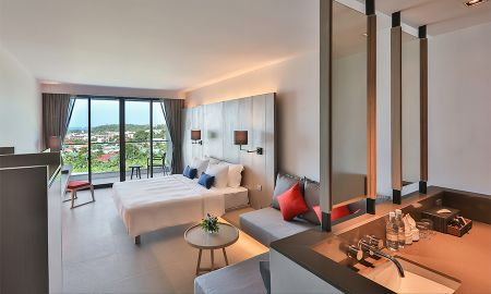 Deluxe Zimmer Meerblick - The Yama Resort & Spa, Kata Beach, Phuket - Phuket