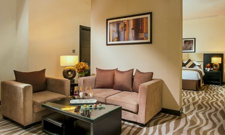 Quartz Suite - Cristal Hotel Abu Dhabi - Abu Dhabi