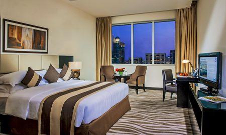 Camera Ambra - Cristal Hotel Abu Dhabi - Abu Dhabi