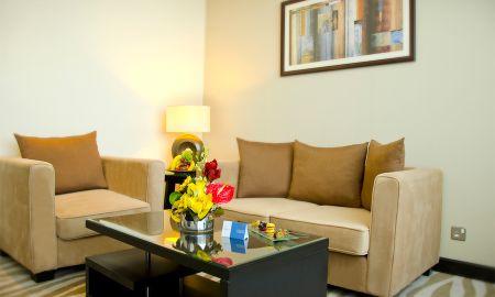 Quartz Studio - Cristal Hotel Abu Dhabi - Abu Dhabi