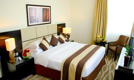 Suite Smeraldo - Cristal Hotel Abu Dhabi - Abu Dhabi