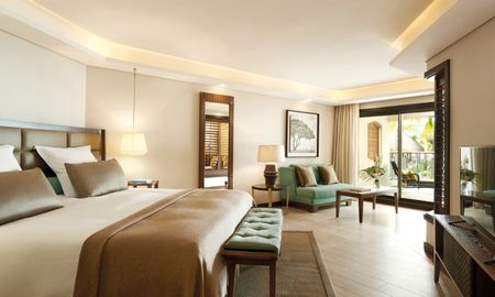 Ocean Single Suite - Royal Palm Beachcomber Luxury - Mauritius Island