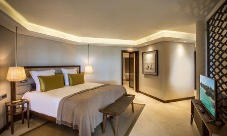Palm Suite - Royal Palm Beachcomber Luxury - Mauritius Island